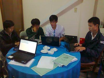 Lớp Tin học tại Sao Mai